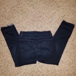 PAIGE Jeans - PAIGE Skyline Skinny Crop Jeans  Size 29